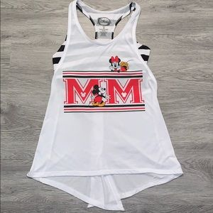 Mickey Mouse tank